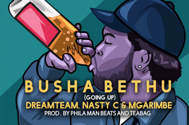 Drop Everything, DJ WOBBLY's  'UBUSHA BETHU' (GOING UP) Single Is Officially Here!