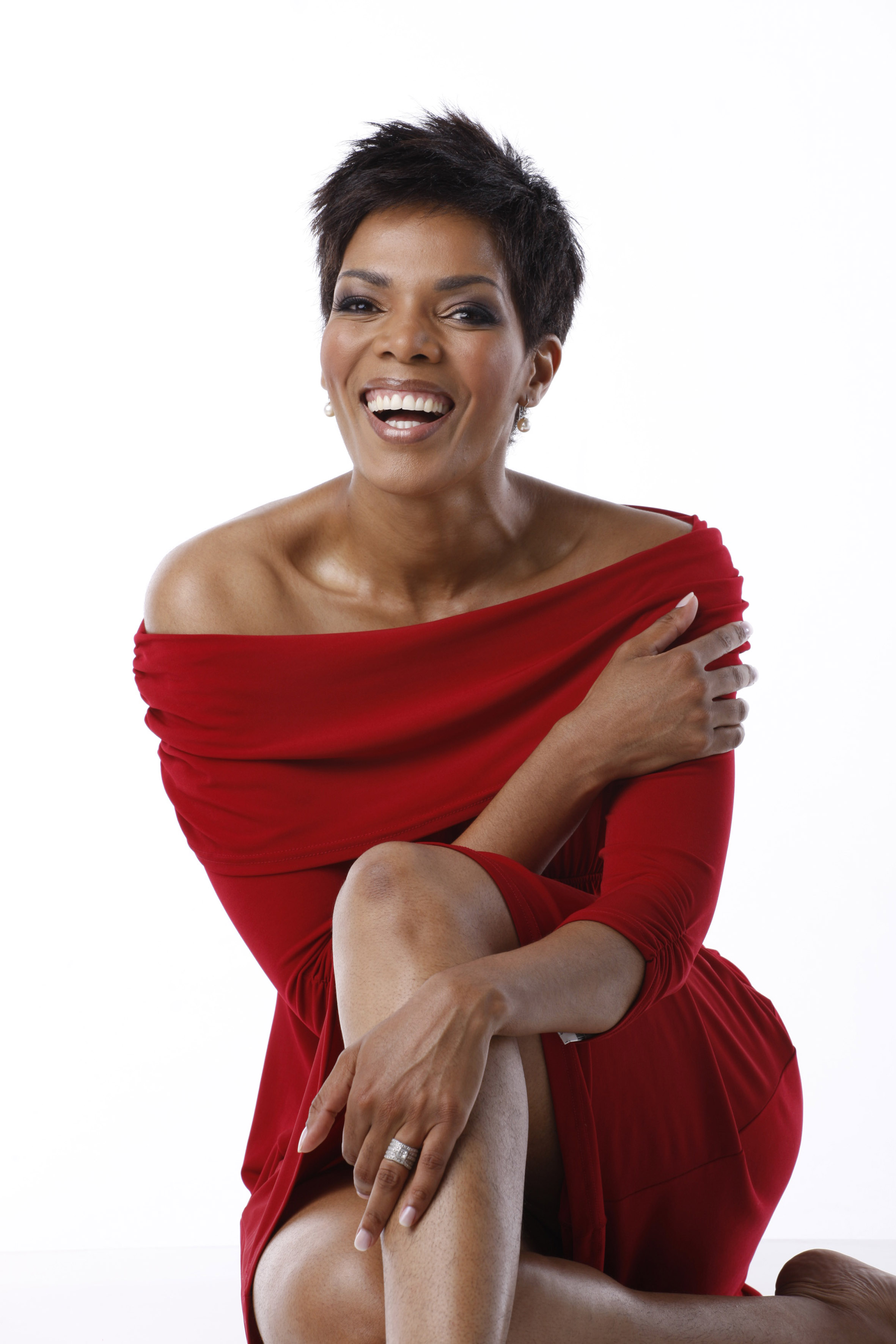 SOUTH AFRICA - June 2011: South African actress Connie Ferguson during a photo shoot for YOU Pulse magazine. (Photo by Gallo Images / You Pulse / Aubrey Jonsson)