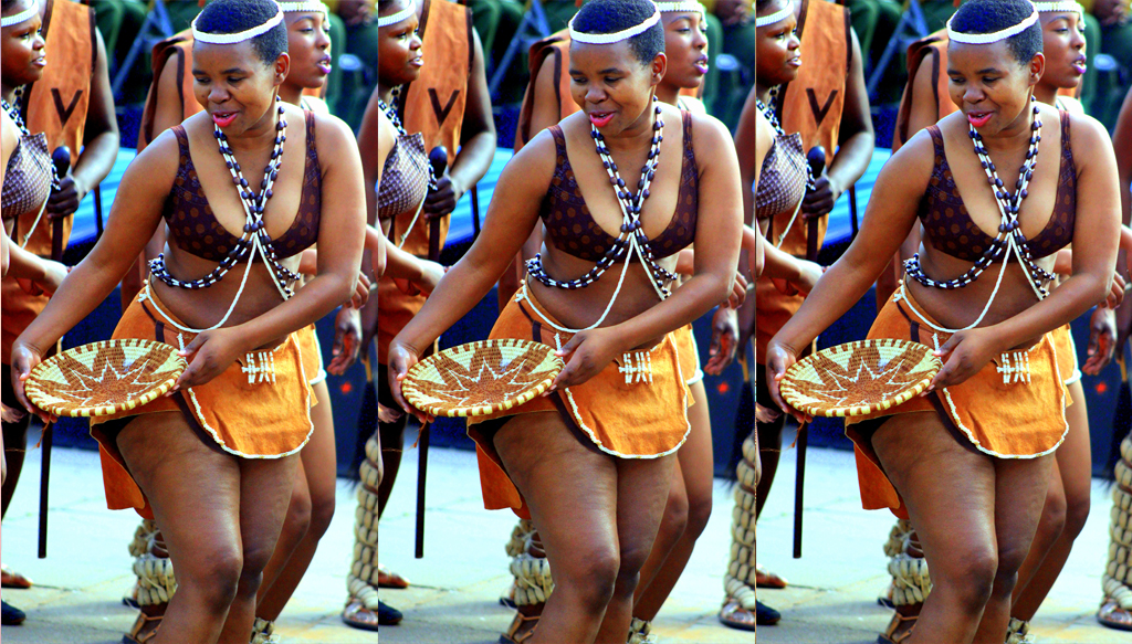 TRADITIONAL DANCE HAS BEEN PART OF THE CULTURE IN BOTSWANA SINCE INDEPENDENCE