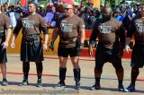 The World's Strongest Man competition rouses Botswana