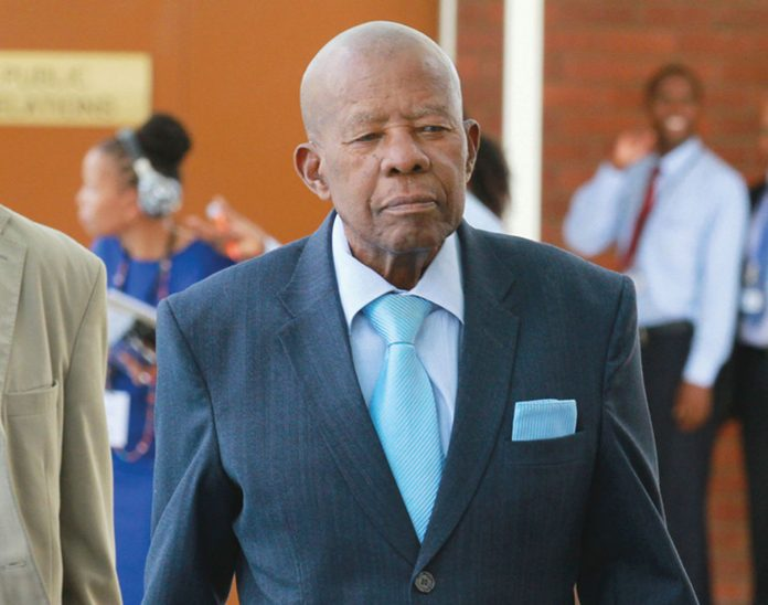 We salute and honour you Sir QKJ Masire