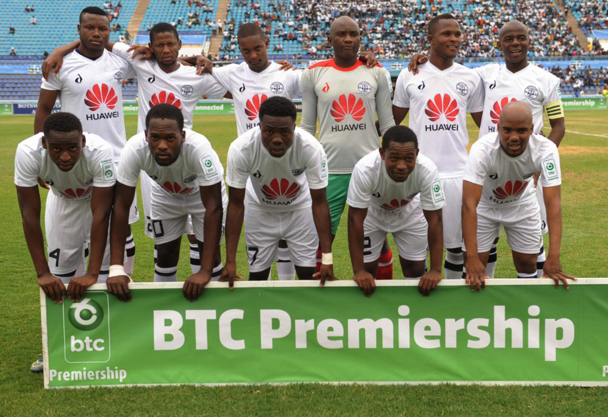 Local football side refutes Motsepe takeover