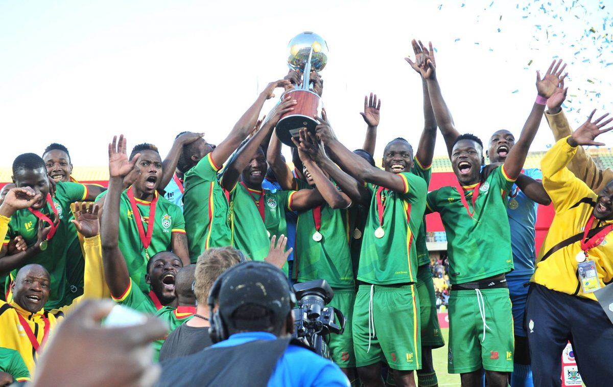 Zimbabwe secures record 5th COSAFA Cup triumph