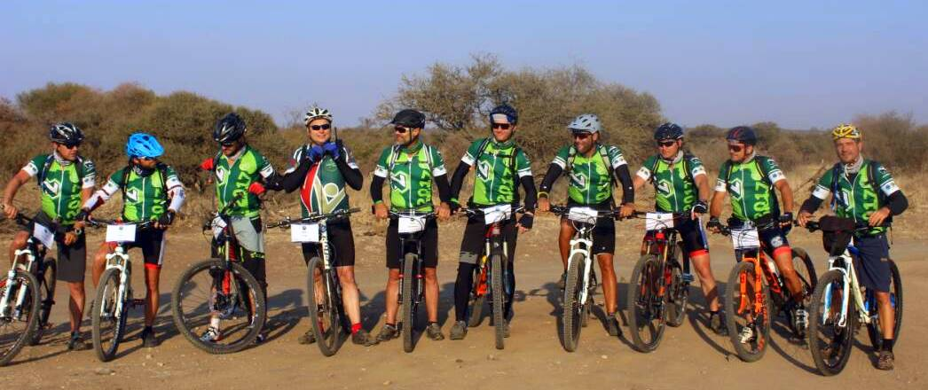 Cyclists raise over P7 million for Nedbank Tour de Tuli