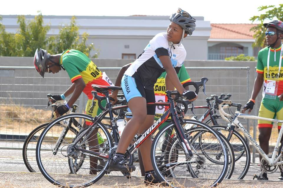 Budding Motswana female cyclist jets off to Austria