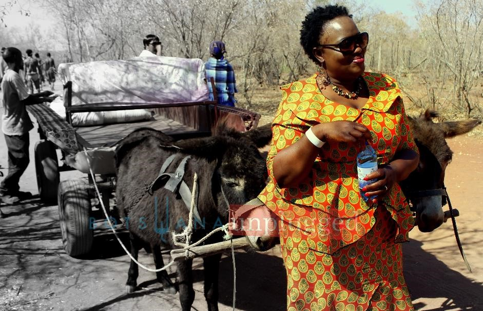 African traditions culture & customs Marriage - Victoria Falls Zimbabwe