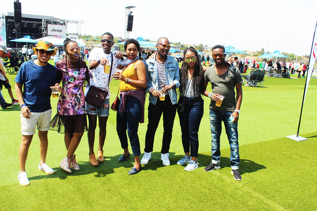 What a 'Delicious' experience you are Mzansi