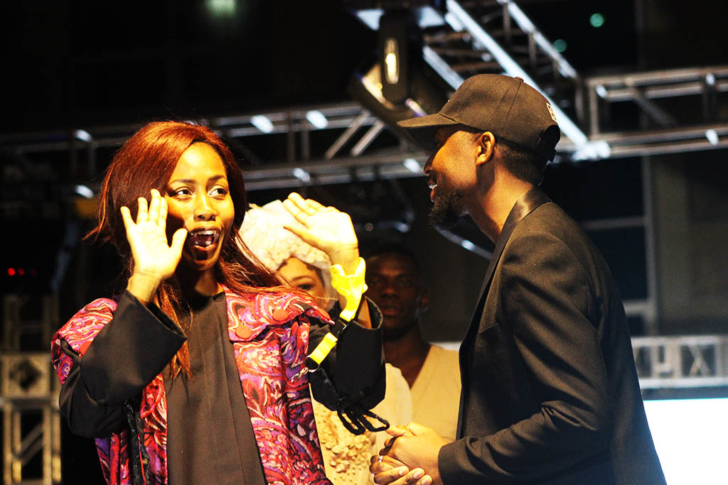 Fashion duo scoops Designers of the Year award