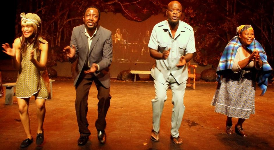 Kgolo gets Hollywood-style, red carpet premiere at South African State Theatre