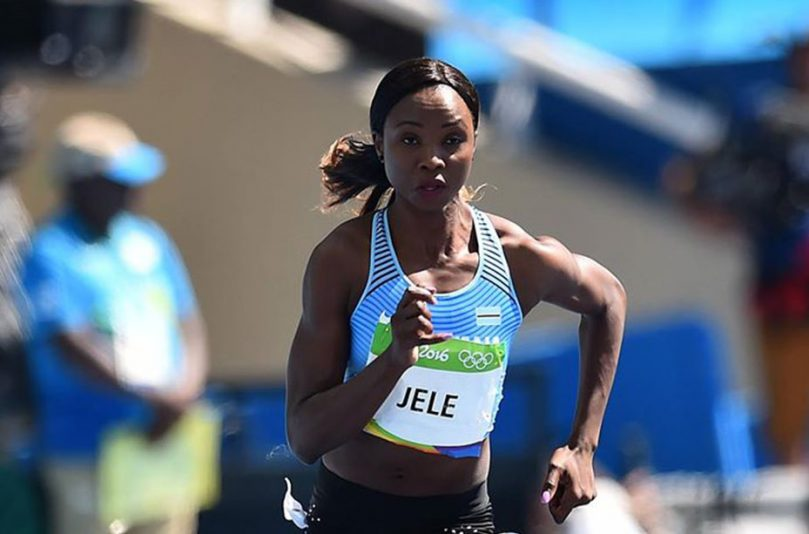 Jele's manager clueless about her provisional suspension by IAAF