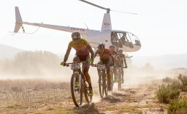 The World's Premier Mountain Bike (MTB) Race Joins Forces with LiveU to Provide Highest Quality Live Coverage