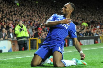 Didier Drogba is Standard Chartered's Digital Bank Ambassador