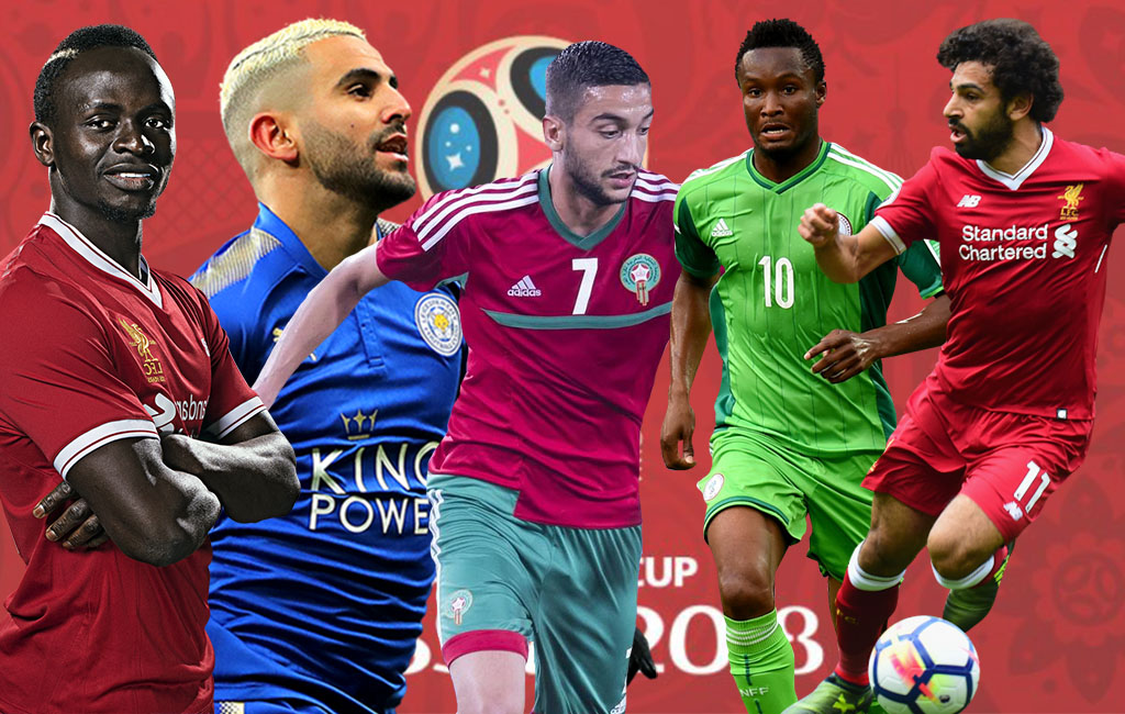 f6955522122 Africa's best players to watch at 2018 FIFA World Cup Russia ...