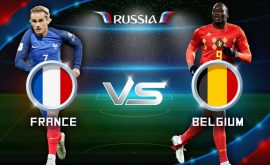 France and Belgium set for titanic battle for World Cup final spot
