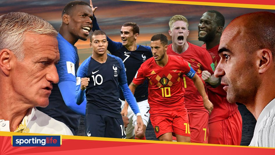 Thierry Henry gets meme treatment after France defeats Belgium