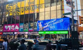 There's a buzz about town – Botswana on Broadway!