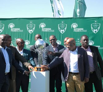 Clash of the soccer titans in the BTC Charity Cup