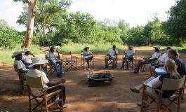 Children in the wilderness empowers rural learners