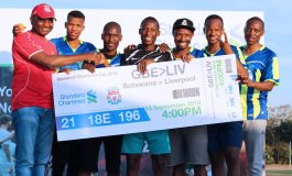 Standard Chartered Bank Botswana and Liverpool FC host 2018 SC Cup winners at Anfield