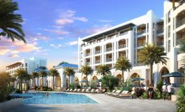 Marriott International and Eagle Hills to debut the St. Regis Tamuda Bay