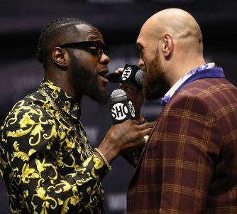 Wilder vs Fury boxing thriller LIVE on DStv this weekend