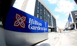BPOPF's Hilton Garden Inn to open for business early next year