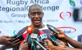 Ghana's Mensah appointed representative of the Rugby Africa Board