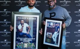 Prince Kaybee's 'Re Mmino' goes platinum in under two months!