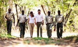 Wilderness Safaris continues to support Hwange's anti-poaching unit