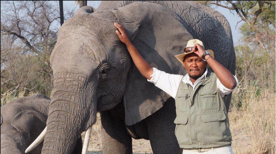 Meet Neuman Vasco, Wilderness Safaris Botswana Mombo Operations Manager