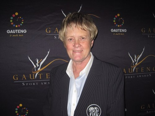 Meet Hilton-Smith, a pioneer in women football in South Africa