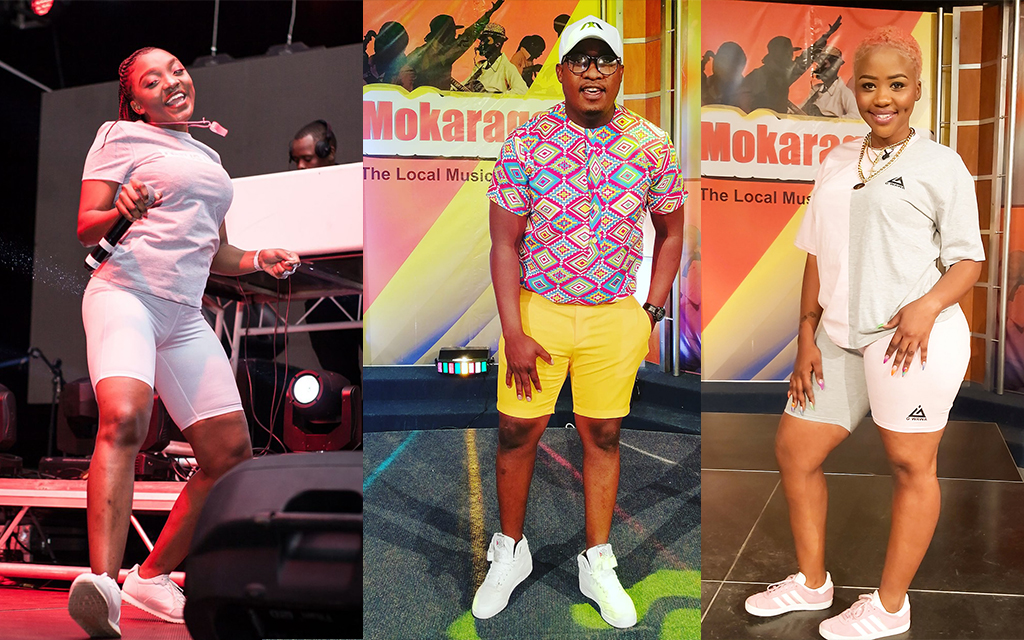 Meet Mokaragana's trio who promise nothing but fireworks