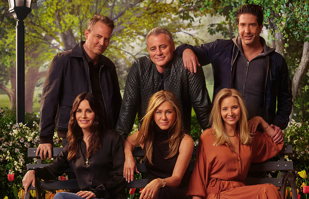 Friends: The reunion to premiere on M-Net in Sub-Saharan Africa on Sunday, 30 May 2021