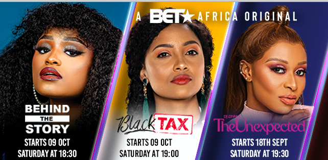 CATCH THE NEW BEHIND THE STORY, BLACK TAX SEASON 2 AND DJ ZINHLE THE UNEXPECTED